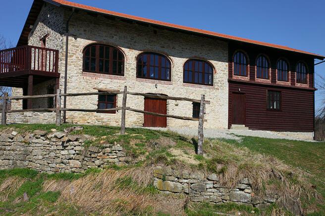 Restored Barn