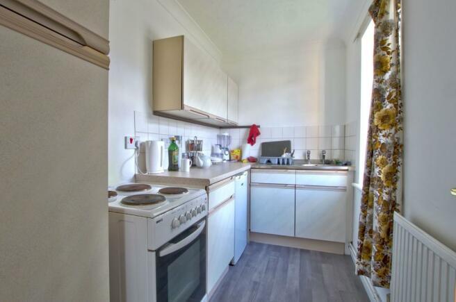 Flat 4 Kitchen