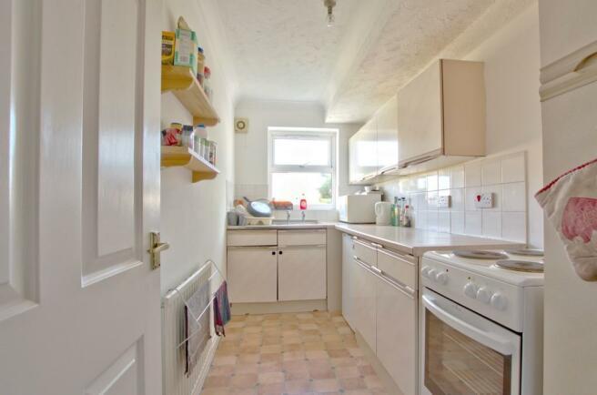 Flat 12 Kitchen