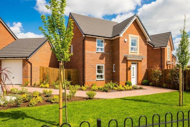 Holly Blue Meadows, Burntwood - Kington House