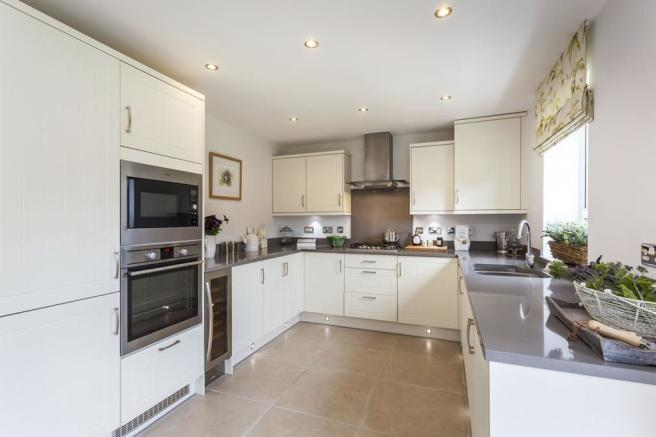 Kington kitchen