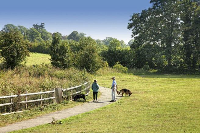 Local Park in Dartford
