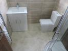 Family Shower Suite