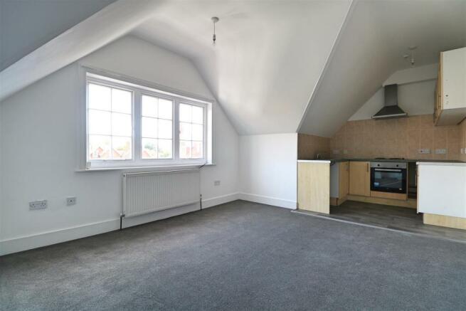 Reception Room Area (Open Plan)