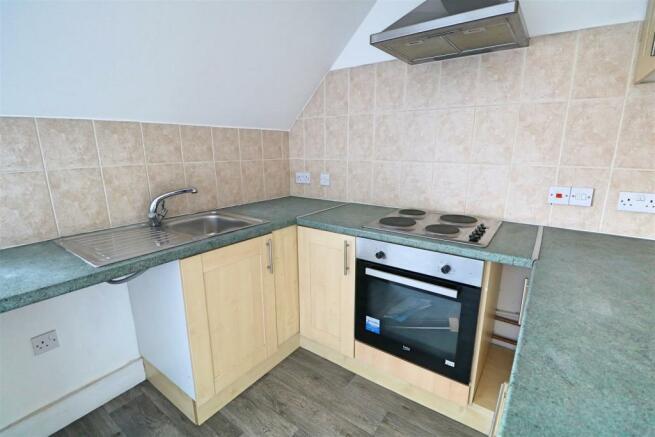 Kitchen Area (Open Plan)
