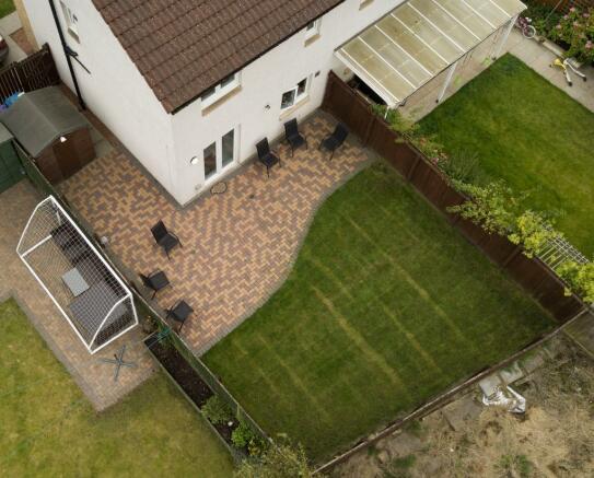 Back Garden Elevation