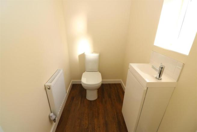 Number 6 - Ground Floor Cloakroom / WC