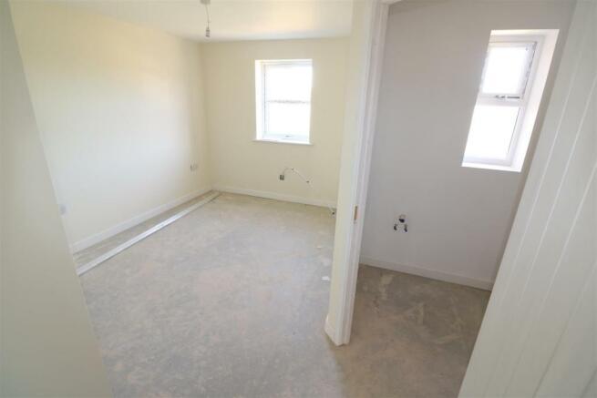 Number 6 - Master Bedroom