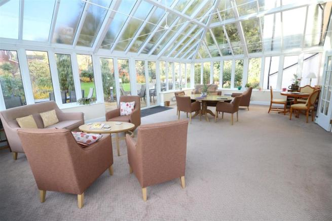 Residents Conservatory