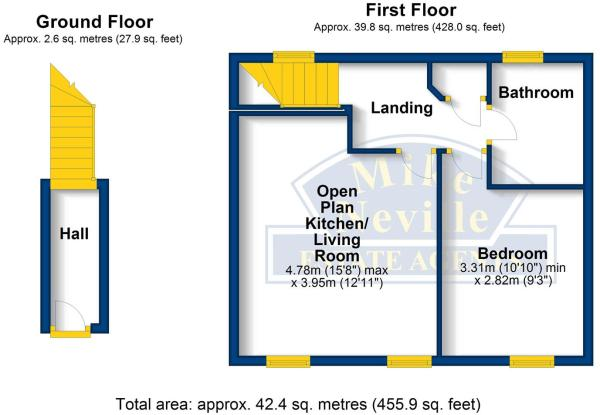 Apartment 2 Floorplan