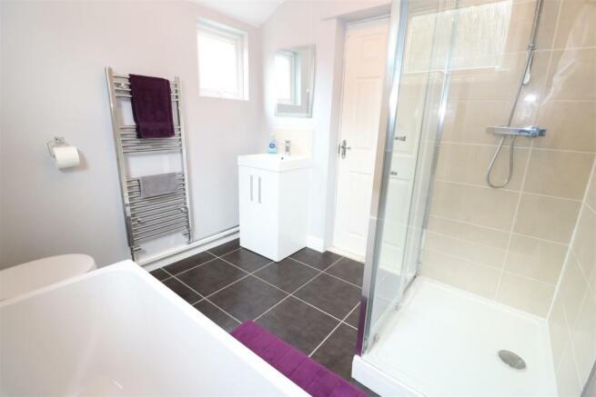 Ground Floor Bath / Shower Room / WC