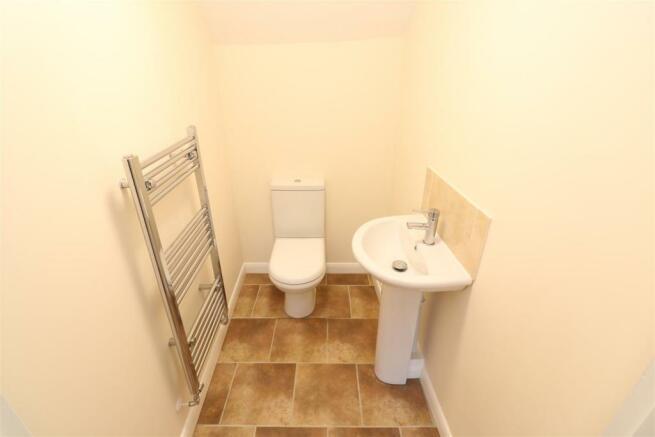Ground Floor Cloakroom / WC