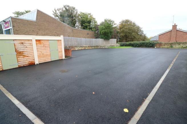 Car Parking Area for Development
