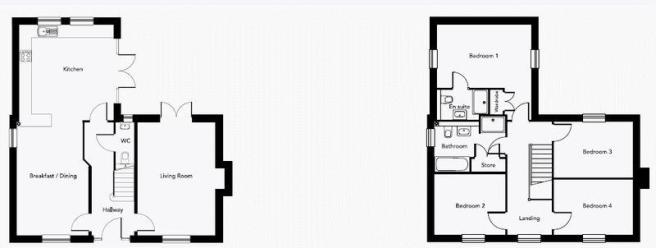 Larne Floor Plan