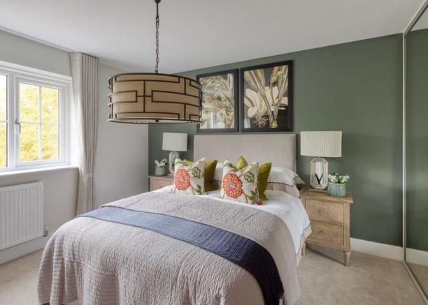 Show Home Bed 1