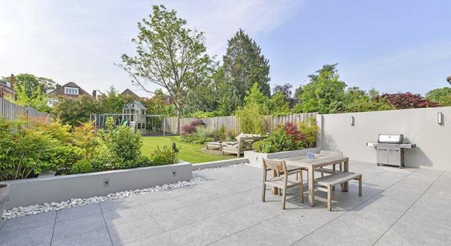 Large Garden : Nw6