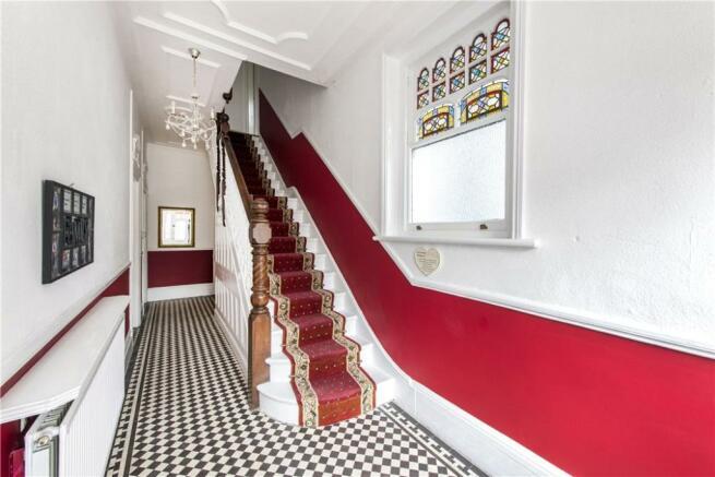 Brondesbury Villas