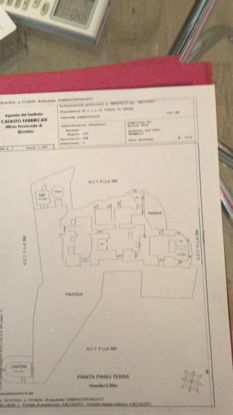 Trullo floor plan