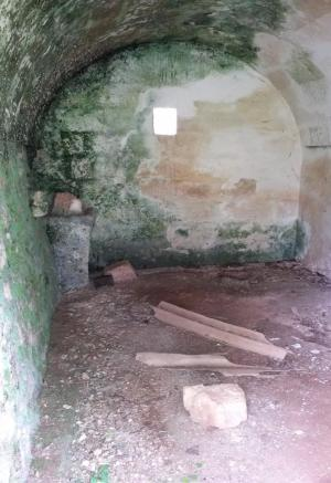 Wall alcoves