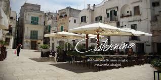 Cisternino piazza