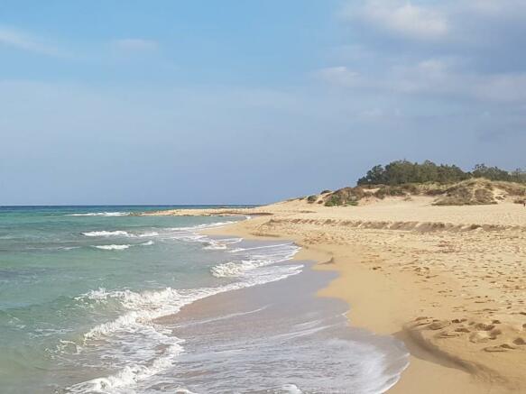 saandy beaches