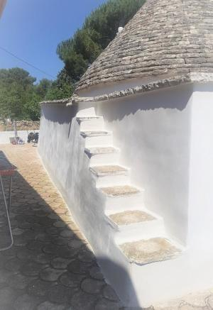 Trullo steps