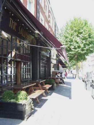 Salusbury Pub