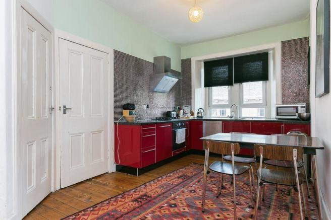 Living/Kitchen A