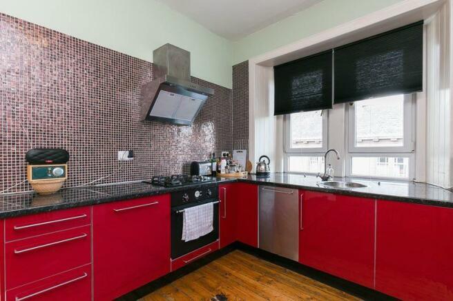Living/Kitchen D