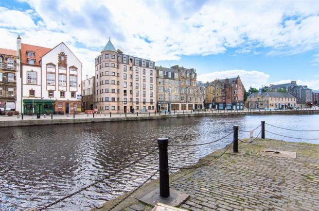 Waters of Leith A