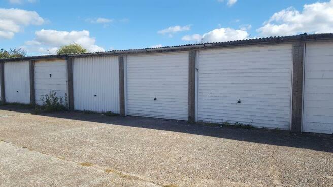 Garage For Sale In The Martlets Lancing Bn15