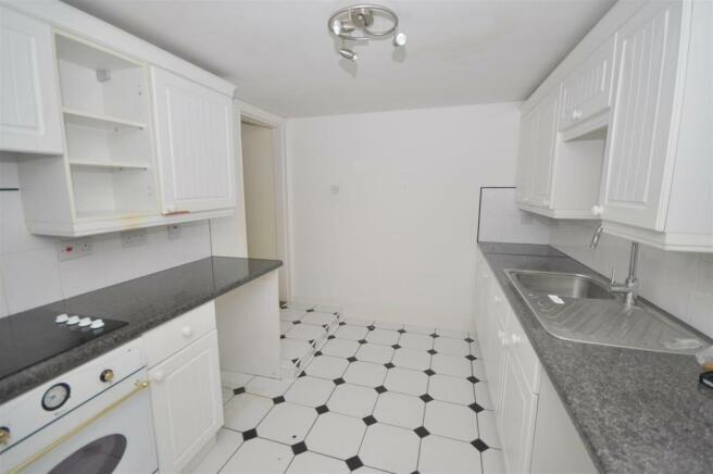 Entry / Kitchen
