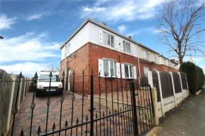 Photo of First Avenue, South Kirkby, West Yorkshire, WF9