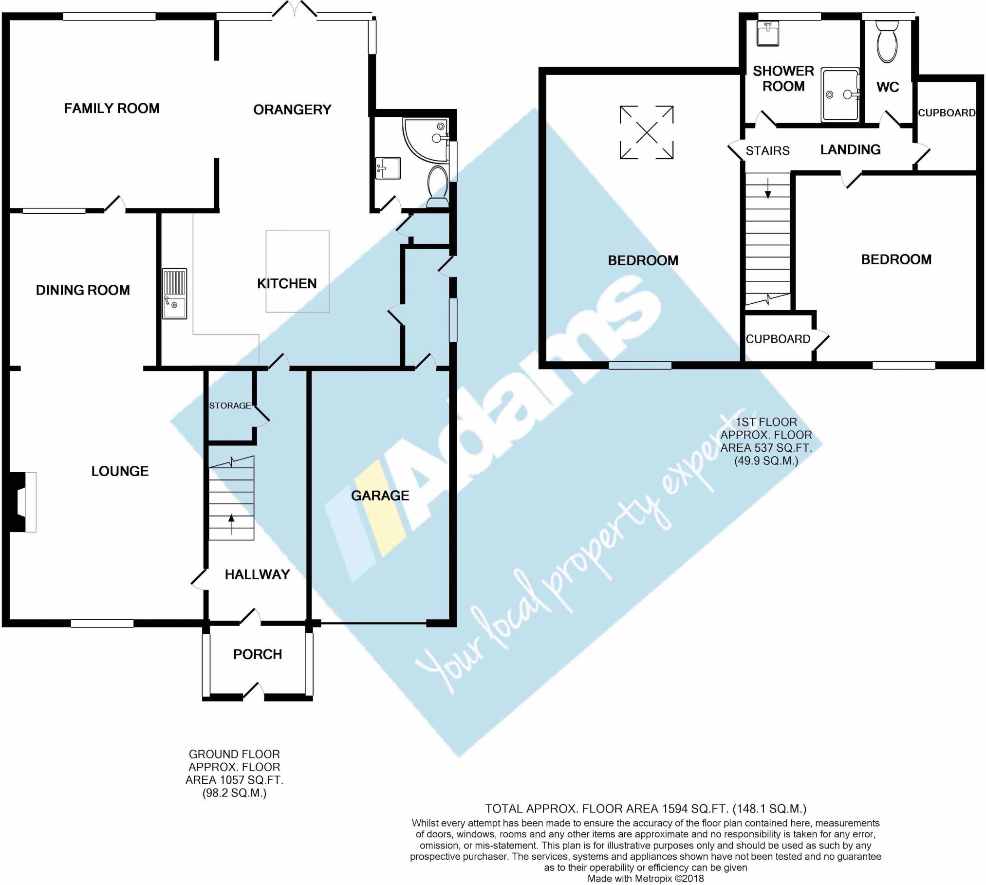 2 bedroom detached house for sale in Baileys Close, Widnes, WA8