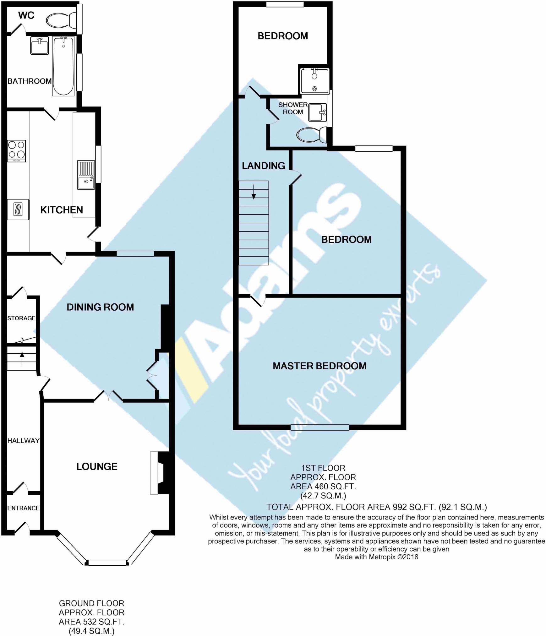3 bedroom town house for sale in Millfield Road, Widnes, WA8