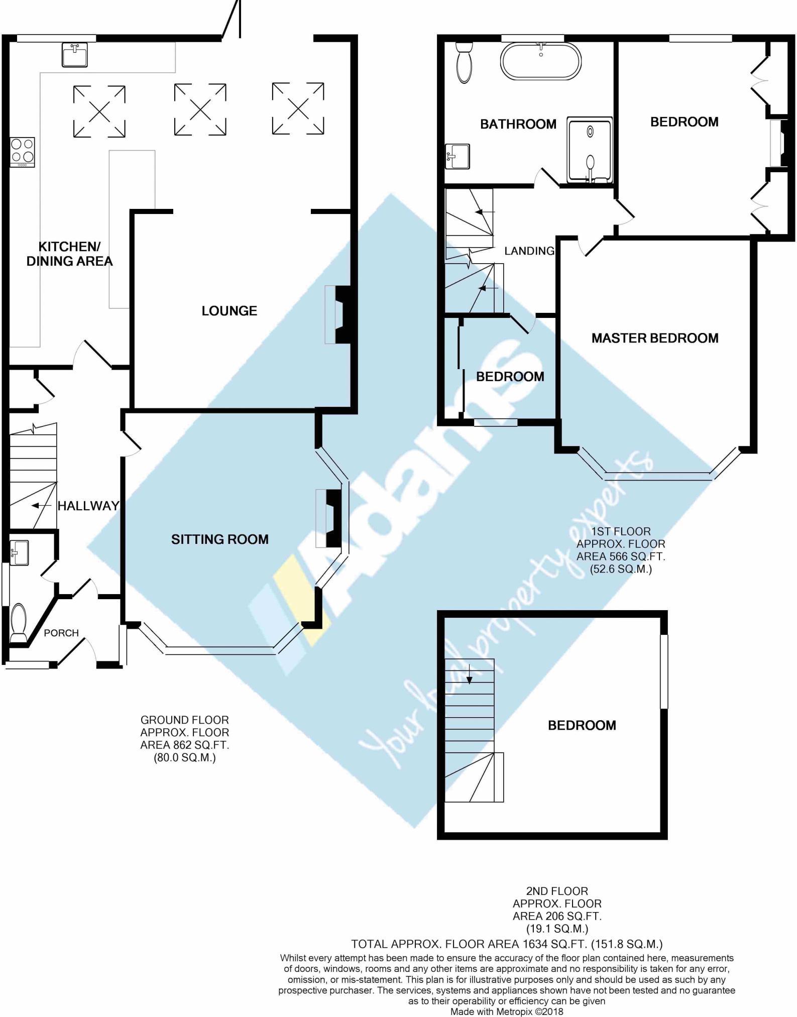 4 bedroom semi-detached house for sale in Birchfield Road, WA8