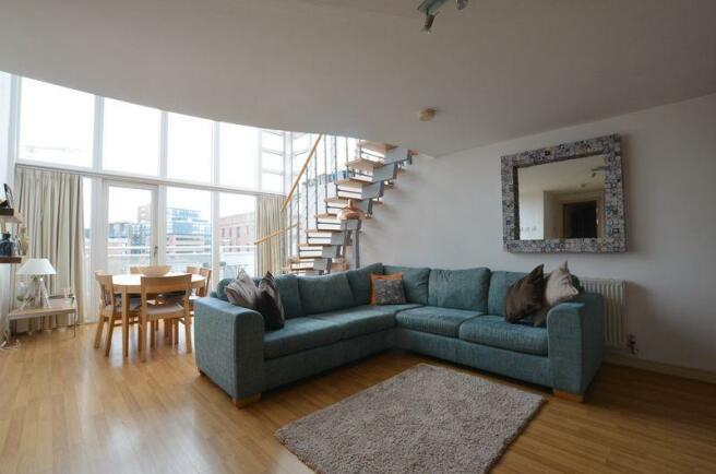 3 bedroom flat for sale in 7 royal quay liverpool 3 l3. Black Bedroom Furniture Sets. Home Design Ideas