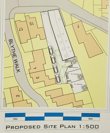 Proposed Plans