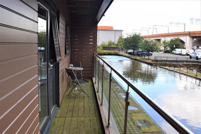1 Bedroom Apartment For Sale In Potato Wharf Manchester M3