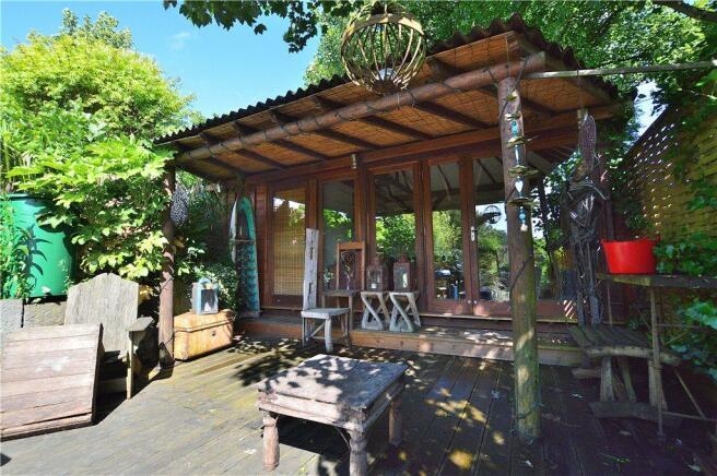 Balinesian Hut