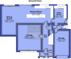 Ground Floor: