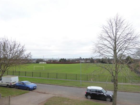 To View Of Park/Playfields
