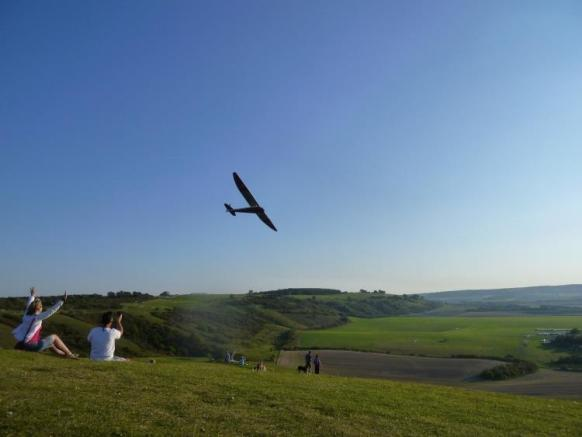 Dunstable Downs Gliders