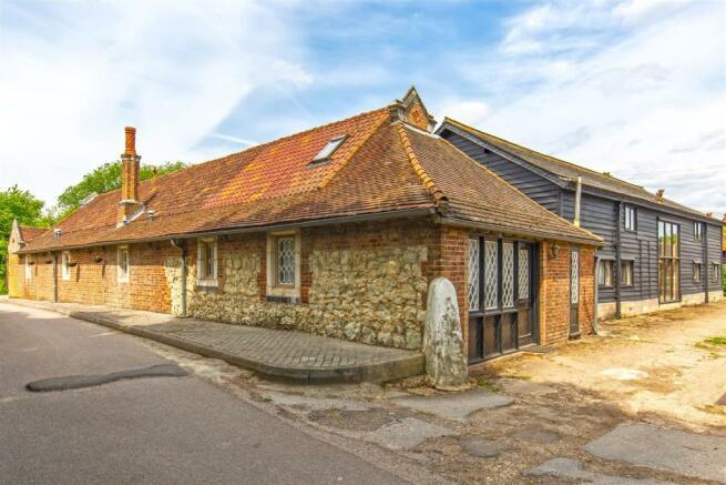 1. The Annexe, Pendell Farm RH1 - Photos & Floorpl