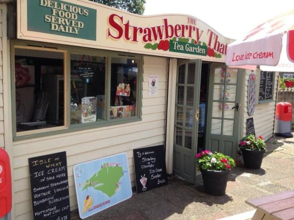Commercial Property for sale in The Strawberry Thatch, PO37