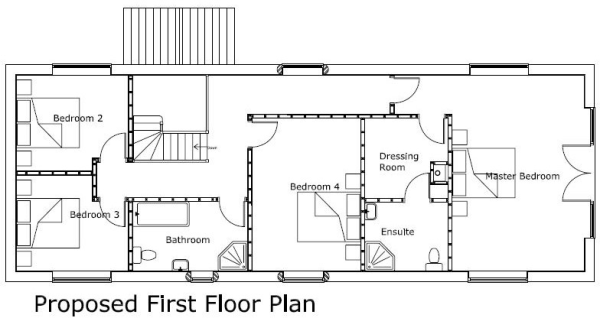 Proposed First Fl...