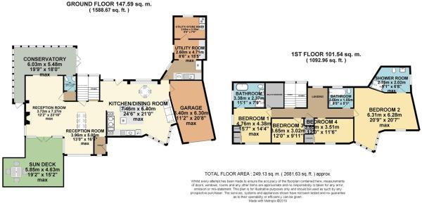 2GallantsDriveFoweyPL231JE-High re floor plan.jpg