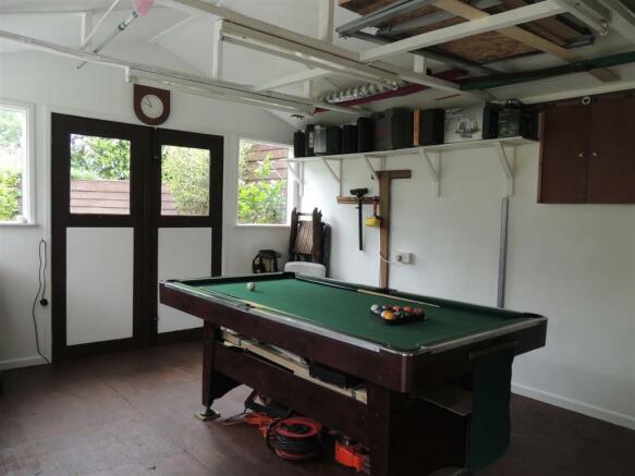 Outbuilding/Workshop