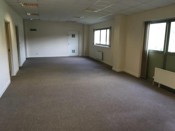 Open Plan Office/Workroom