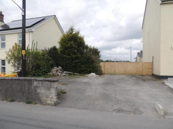 Front Of Plot (Off Road)